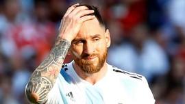 5 Alasan Messi Gagal Raih Ballon d'Or 2018