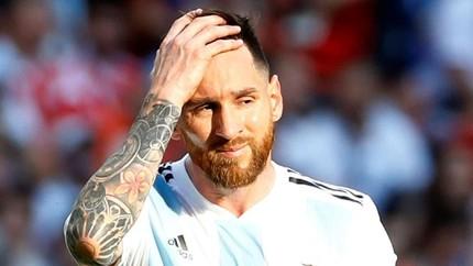 Veron: Timnas Argentina Jangan Bergantung Messi