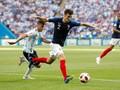 Gol Pavard ke Gawang Argentina, Terbaik di Piala Dunia 2018