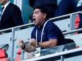 Komentari Wasit Kolombia vs Inggris, Maradona Ditegur FIFA