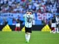 Romero Bingung Nomor Messi Tak Digunakan di Timnas Argentina