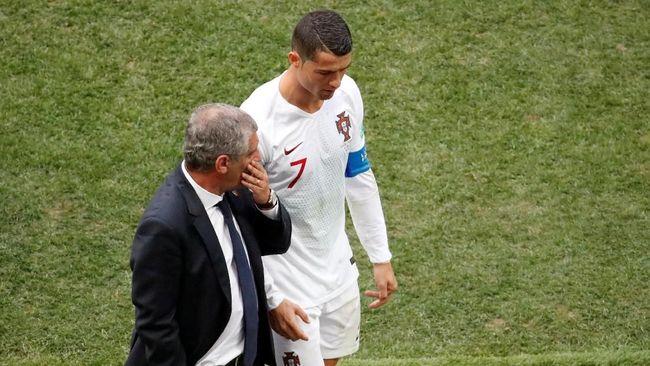 Timnas Portugal Merindukan Cristiano Ronaldo