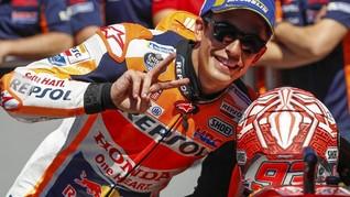MotoGP Belanda: Misi Mustahil Hentikan Marquez