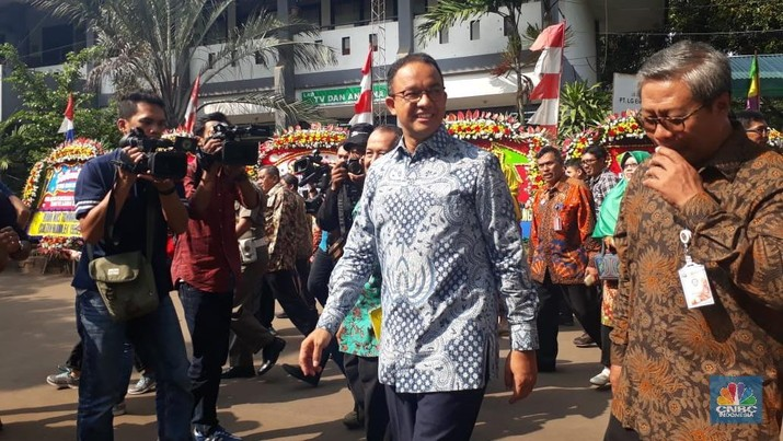 Gubernur DKI Anies Baswedan telah menaikkan Nilai Jual Objek Pajak (NJOP) Bumi dan Bangunan pedesaan dan perkotaan tahun 2018.
