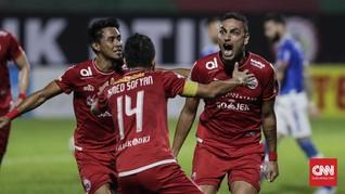 LIB Ungkap Alasan Persija vs Persela di Liga 1 Diundur