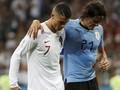 Cavani Terancam Absen Lawan Prancis di Piala Dunia 2018