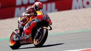 Marquez Tak Berani Sesumbar di MotoGP Austria 2018