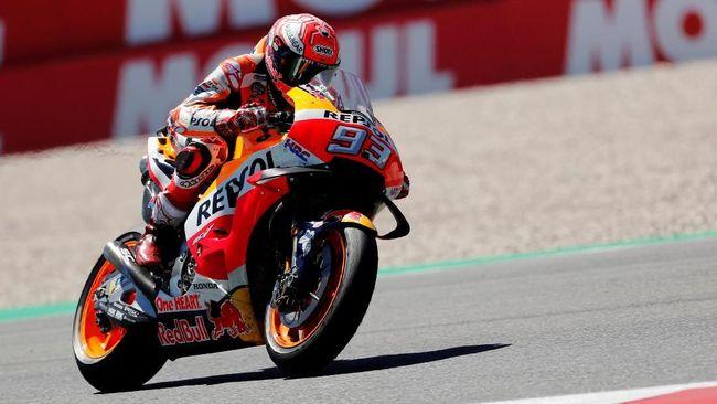 Dovizioso: Marquez Sulit Dihentikan Jadi Juara Dunia MotoGP