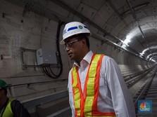 Sudah Hampir Jadi, Yuk Liat Perkembangan MRT
