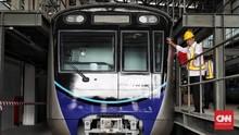 Menhub Ajak Swasta Kembangkan MRT Sampai ke Tangsel