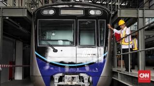 Tarif MRT Rute Lebak Bulus-Bundaran HI Diusulkan Rp13 Ribu