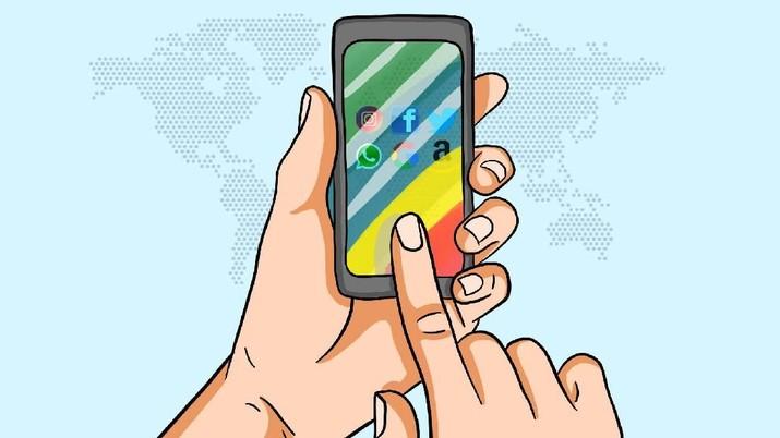 Ketatnya tata niaga ponsel di Indonesia, dinilai membuat peredaran ponsel ilegal semakin marak.