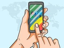 5 Negara dengan Rasio Kepemilikan Ponsel Pintar Terbesar