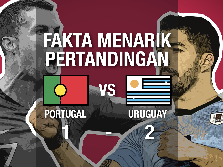 Video: Ronaldo Tak Mampu Bawa Portugal Keperempat Final