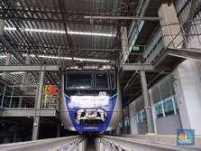 Catat! Mulai Senin, 3 Stasiun MRT Jakarta Ditutup