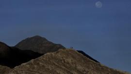 Kebakaran Bromo Padam, Jalur Jemplang Dinyatakan Aman