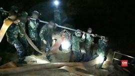 VIDEO: Hari Kedelapan, 12 Remaja Thailand Belum Ditemukan