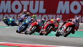 Kalahkan Lorenzo dan Marquez, Dovizioso Juara MotoGP Ceko