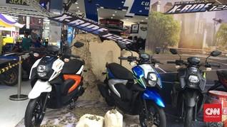X-Ride 125 'Answers Back System' Kian Percaya Diri Lawan BeAT