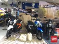 X-Ride 125 'Answers Back System' Kian Percaya Diri Lawan BeAT