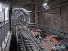 MRT Jakarta Siap Uji Persinyalan Akhir Bulan Ini
