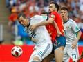 Spanyol 1-1 Rusia, Laga Berlanjut ke Babak Tambahan