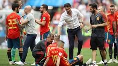 Timnas Spanyol Tersingkir, Hierro Tak Pikirkan Masa Depan