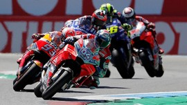Jadwal Live Streaming MotoGP Belanda 2019
