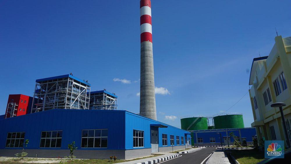 PLTU ( pembangkit listrik tenaga uap) Punagaya adalah pembangkit listrik milik PT PLN (Persero) dengan kapasitas terbesar di Indonesia, yakni 2x 100 MW