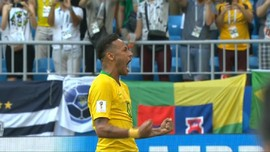 VIDEO: Neymar Membawa Brasil Lolos Perempat Final