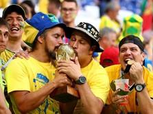 Brasil Vs Belgia: Ini Fakta-Fakta Kedua Tim