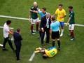 Meme Kocak Neymar Pura-Pura Cedera di Piala Dunia 2018