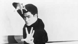 Anak Bruce Lee Tuntut Restoran China Karna Pakai Foto Ayahnya