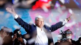 Presiden Meksiko Mengaku Kerap 'Diintip' Kamera Pengintai