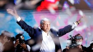 Lopez Obrador, Tokoh Sayap Kiri Pemimpin Baru Meksiko