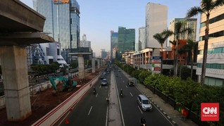 Mimpi Anies-Sandi Bikin Udara Jakarta Bersih Saat Asian Games