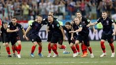 9 Fakta Pertandingan Rusia vs Kroasia di Piala Dunia 2018