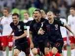 Menang dari Denmark, Kroasia Hadapi Rusia di Perempat Final