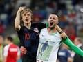 Jadwal Siaran Langsung Rusia vs Kroasia di Piala Dunia 2018