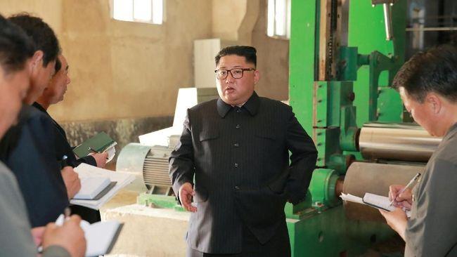 Kim Jong-un Sebut Tentara Mesti Diberi Makanan Bergizi