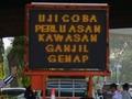 VIDEO: Uji Coba Perluasan Ganjil Genap di Jakarta