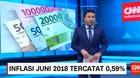 Inflasi Juni 2018 tercatat 0,59%