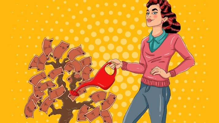 Keunggulan Wanita Dalam Berinvestasi