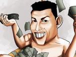 Jadi Pemain Bola Terkaya, ke Mana Uang Ronaldo Mengalir?