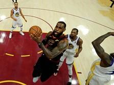 Sindir King James, Trump Diserang Beruntun oleh Pemain NBA