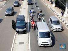 Tenang Bikers! Motor Tak Akan Kena Ganjil-Genap