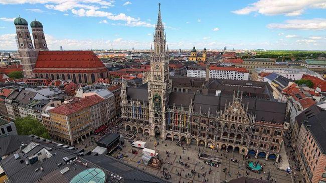 Empat Kota Terbaik di Jerman untuk Hidup dan Bekerja