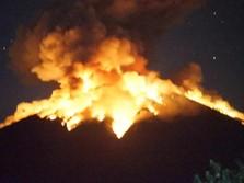 Erupsi Gunung Agung: Bandara Jember & Banyuwangi Masih Tutup