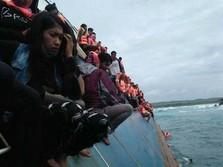 KM Lestari Maju Tenggelam di Selayar, 12 Penumpang Tewas