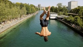 Hidup Sehat, Umur Orang Eropa Semakin Panjang